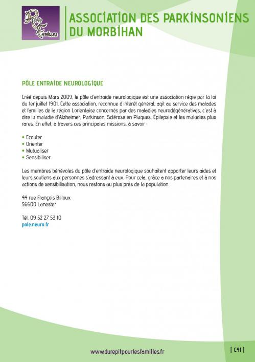 C41 association des parkinsoniens du morbihan 3